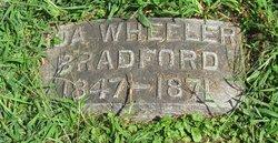 Ida <i>Wheeler</i> Bradford