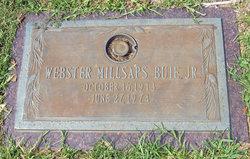 Webster Millsaps Buie, Jr