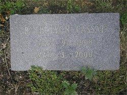 Ruth B <i>Lyon</i> Cassat