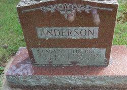 Clara S <i>Nelson</i> Anderson