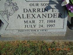 Darrin T. Alexander