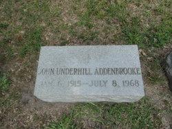John Underhill Addenbrooke