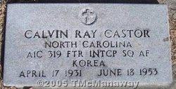 Calvin Ray Castor
