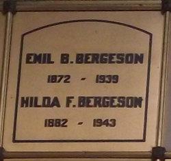 Emil B Bergeson