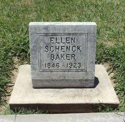 Ellen <i>Schenck</i> Baker