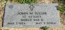John M Sugar