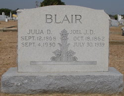 Joel J.D. Blair