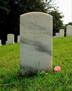 William Franklin McFarland, Sr