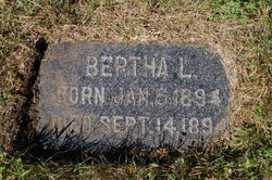 Bertha Alfreda <i>Adams</i> Adams