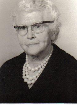 Ethel Mae <i>Qualkinbush</i> Cox