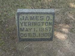 James Olyn Yerington