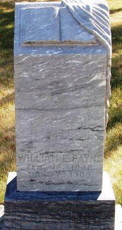 William E. Payne