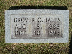 Grover C. Bales