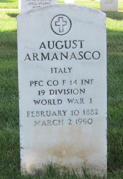 August Armanasco