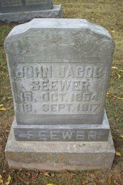 Peter Johann Jakob Seewer