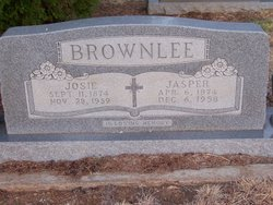Minnie 'Josie' Josephine <i>Moorehead</i> Brownlee