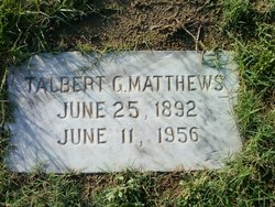 Talbert Green Matthews