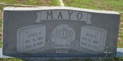 Jesse E Mayo
