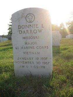 Maj Donnie Len Darrow
