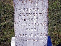Thomas P Clement