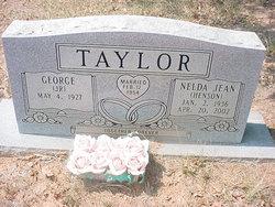 Nelda Jean Jean <i>Henson</i> Taylor