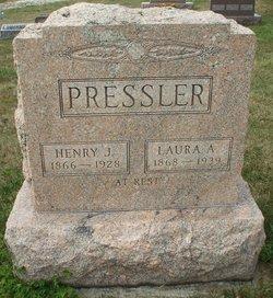 Laura A <i>Leaman</i> Pressler