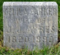 Delila <i>Parker</i> Ayres
