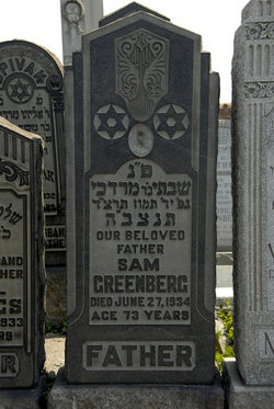 Sam Shubsa Greenberg