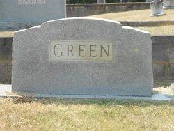 Tecumishe O'Neil Crump Green