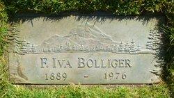 Francis Iva <i>Green</i> Bolliger