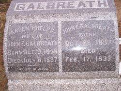 John Foreman Galbreath