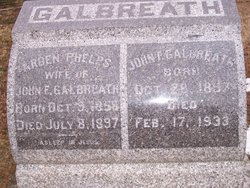 Arden <i>Phelps</i> Galbreath