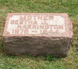 Bertha Jane <i>McKinney</i> Harrington