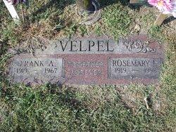 Rosemary E. Peg <i>Weisbruch</i> Velpel