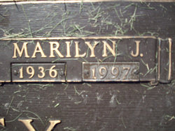 Marilyn Joy <i>Taylor</i> Coffey