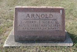 Nora Mabel <i>Lehman</i> Arnold