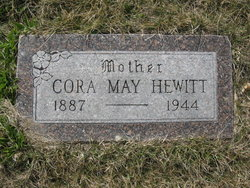 Cora May <i>Welcome/Case</i> Hewitt