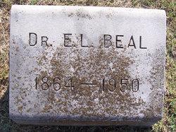 Dr Edward Lester Beal