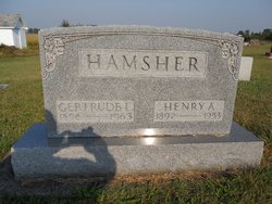 Henry A. Hamsher