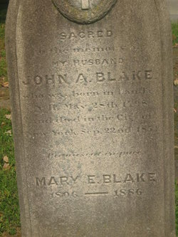 Capt John A. Blake