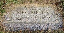 Ethel M <i>Wendt</i> Blalock