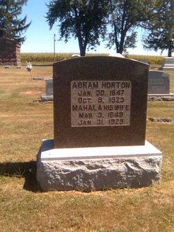 Abraham Lincoln Horton
