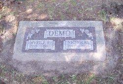 Myrtle Etha <i>Coykendall</i> Demo
