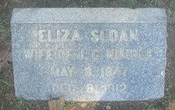 Eliza <i>Sloan</i> Kimble