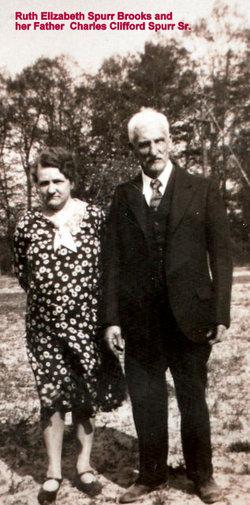 Ruth Elizabeth <i>Spurr</i> Brooks