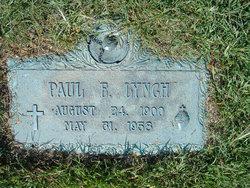 Paul Edward Lynch, Sr