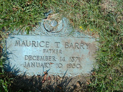 Maurice T Barry