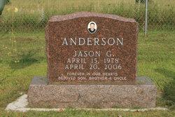Jason Gary Anderson