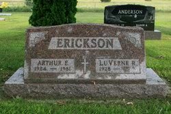 Arthur E Erickson