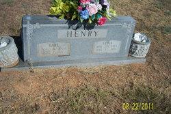 Edna Earl <i>Hanley</i> Henry